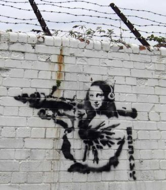 You are not Banksy