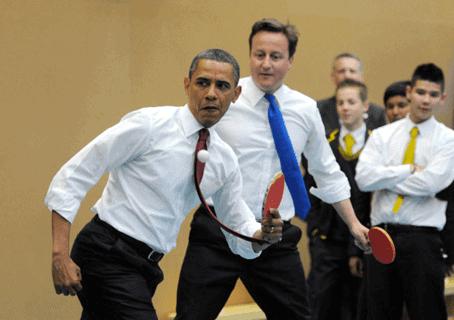 Sportul, parodia feroce a politicii