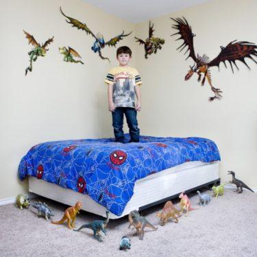 Povestea jucăriilor spusă de un fotograf: Orly - Brownsville, Texas (2)