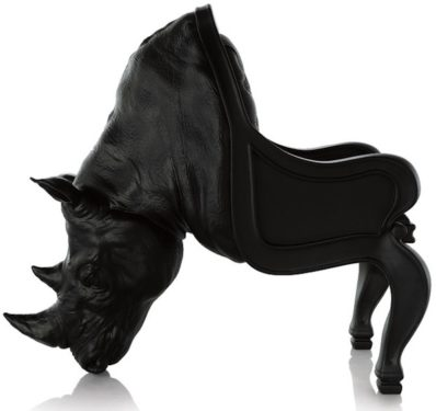 Rhino Chair - Seating with attitude