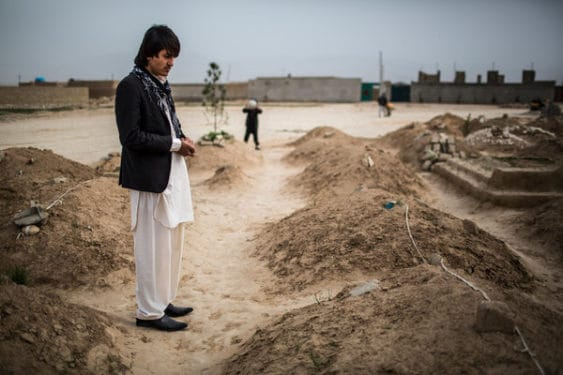 2 Afghan Sisters, Swept Up in a Suicide Wave