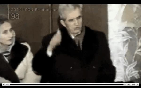 Cum se face psihanaliza critica: Ceausescu