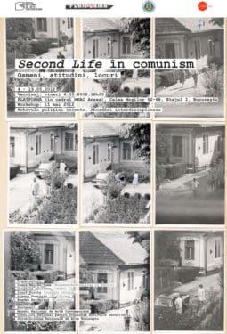 """""""Second Life în comunism"""" la Platforma MNAC"""