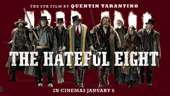 The Hateful Eight: Infernul sunt ceilalti