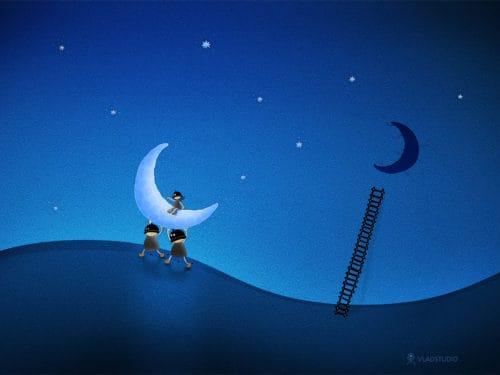 Fetiţa din lună. Sau despre vicisitudinile interpretării