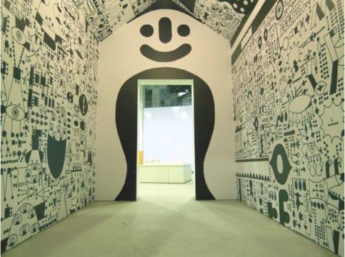 Artistul japonez Akinori Oishi la Japan Play Transylvania