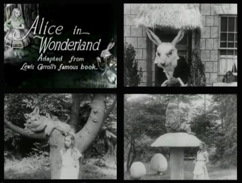 W. W. Young, Alice in Wonderland / Alice în Ţara Minunilor, 1915
