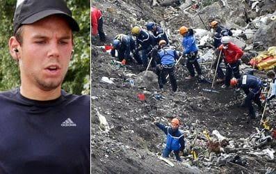 Depresie si stigmatizare in accidentul aviatic din Alpi