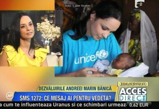 Andreea Marin Bănică despre depresia postnatală