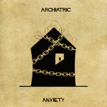Boala psihica explicata cu ajutorul arhitecturii