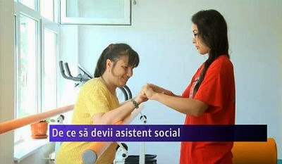 Asistent social, profesia posibila