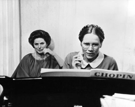 Lecţii de pian cu Ingrid Bergman