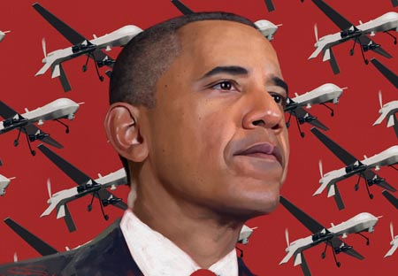 Atacul dronelor, un război din fotoliu