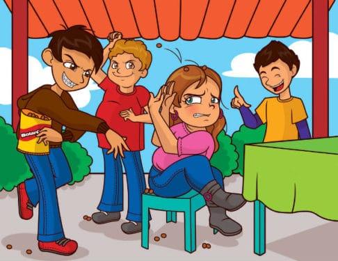 bullying bully bullied