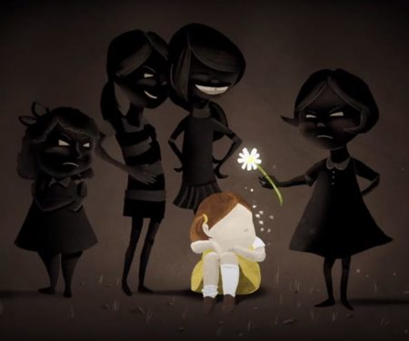 bullying hartuire copii daisy chain kate winstlet