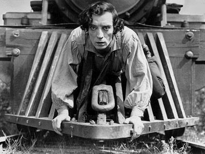 Clyde Bruckman, Buster Keaton, The General / Generalul, 1926