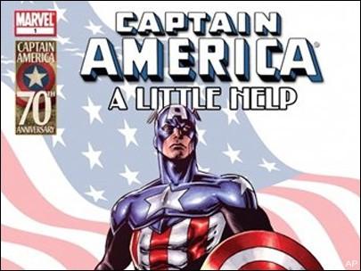 Captain America înfruntă... suicidul
