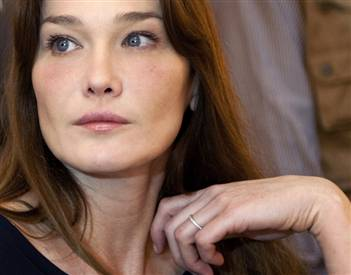 There were 16: First psychoanalytic session of Carla Bruni-Sarkozy, Karl Lagerfeld, Patrice Leconte, Marie Darrieussecq and others