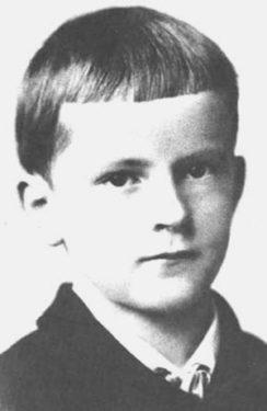 Carl, băiatul pastorului