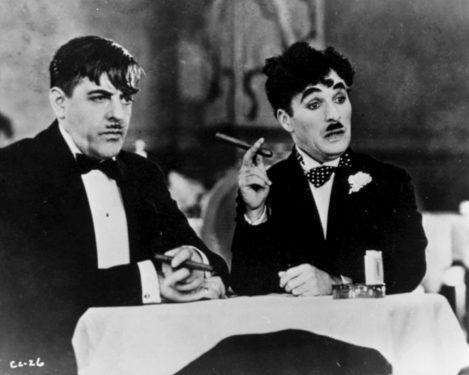Charlie Chaplin, City Lights / Luminile orasului, 1931