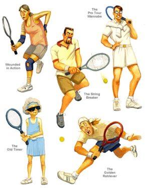 C. G. Jung la Roland Garros (II)