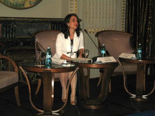 Gianina Micu: Cuvant de deschidere a lucrarilor conferintei