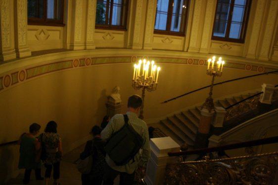 Din Budapesta, despre trauma si Ferenczi