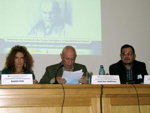 Vasile Dem. Zamfirescu: Regula abstinenţei şi contratransfer