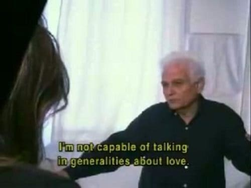 Derrida: The Excluded Favorite
