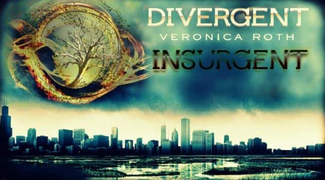Insurgent din seria Divergent