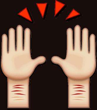 emoji abuzati copil abuz taieturi