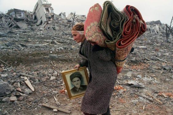 Foto de Eric Bouvet, Cecenia