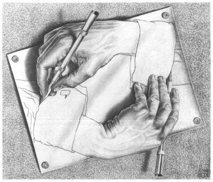 Stephen Mitchell şi matricea relaţională