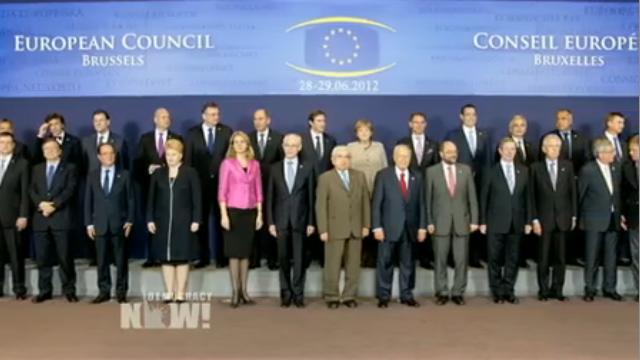 Tariq Ali: European Union Awarded Nobel Peace Prize Despite Ties to NATO, Crippling Austerity Cuts