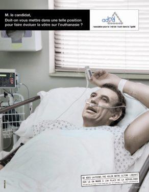 Prezidenţiabili francezi pe patul de moarte