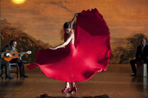 flamenco eros si thanatos psihanaliza