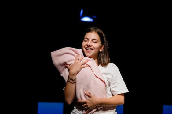 foreplay spectacol teatru maternitatea timpurie