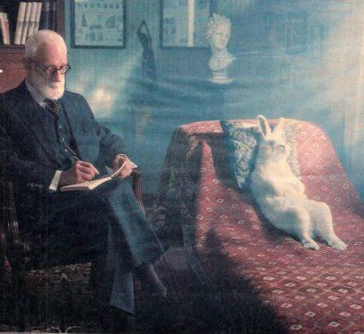 Iepuraşul de Paşte la psihanalist