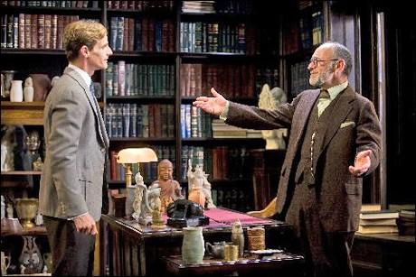 """Piesa de teatru """"Freud's Last Session"""" a câştigat Premiul Gradiva pentru 2011"""