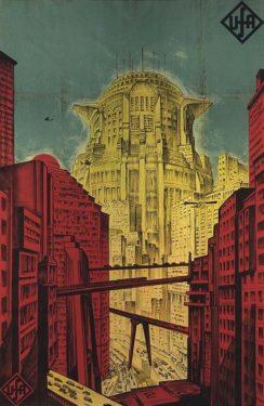 Fritz Lang, Metropolis, 1927