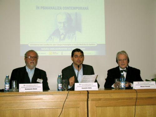 S-a deschis Conferinţa Internaţională de Psihanaliză 2011