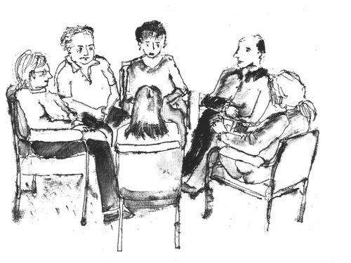 Intrebarile psihanalizei grupulului - Grupalitatea