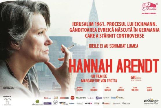 Hannah Arendt: Răul radical şi Răul banal