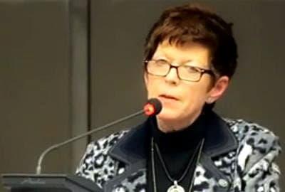 """Helga Rohra: """"...eu sunt vocea pacientilor"""""""