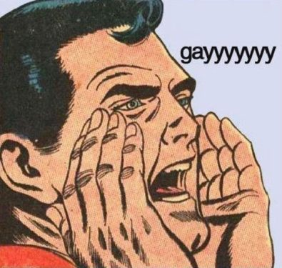 Supraeu de homofob