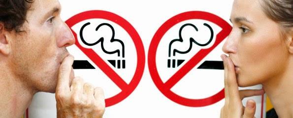 Interzicerea fumatului in spatiile publice este sustinuta de 84% dintre romani