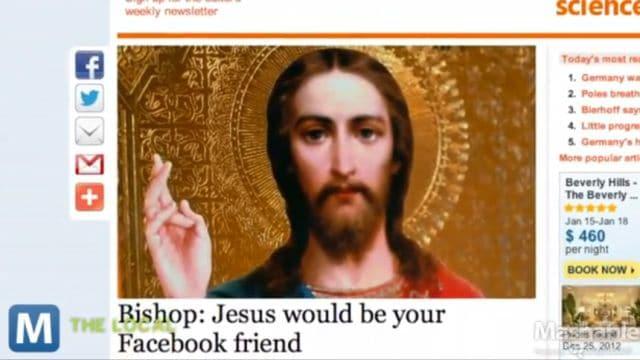Dacă Iisus ar trăi azi, ar arde-o pe Facebook