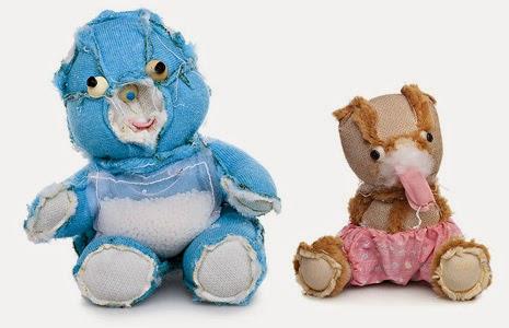Ursuleti de plus mutilati sau despre destinul obiectelor tranzitionale