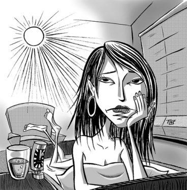 Tulburarea afectivă de sezon (SAD) şi fototerapia