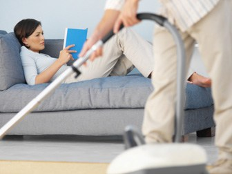 So much for equality! Couples are more likely to divorce if the husband does half the domestic chores
